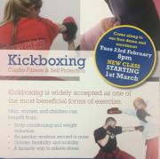 Kickboxing Jan 2016